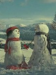 John Lewis snow man